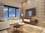 1bhk Living Room